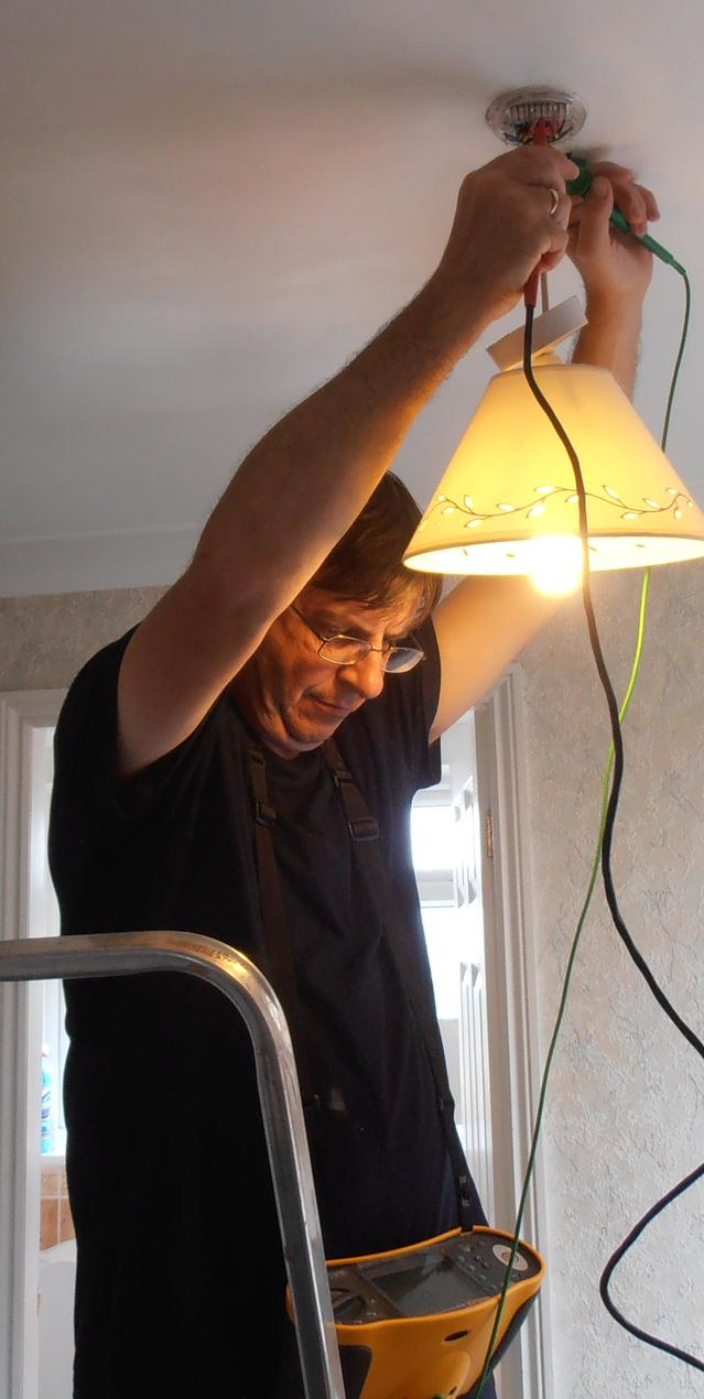 Local Electrician in Nottingham